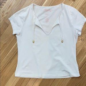 Escada Sport white T shirt